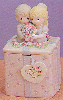 Ceramic Gift Box - Love Vows